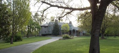 Stonecote Estate, a park-like setting in the heart of Louisville
