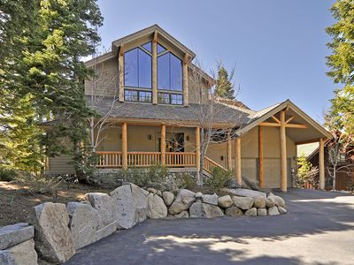 Photo for Sierra Crest - Squaw Valley Luxury 5BR 5 BA w/ Hot Tub and Stunning Views
