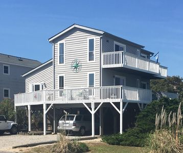 Photo for Pelican Hub, a beach house in beautiful Sunset Beach, a short walk to the beach