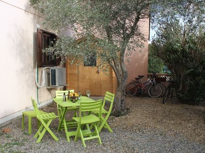 Photo for House seaside, air-conditioned, 6 pers., Garden, in beautiful holiday residence