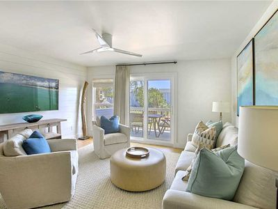 Photo for Sea Haunts 7A - Luxury 30A Townhome, Gulf View, Community Pool & Hot Tub, Wifi!