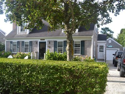 Photo for Nantucket Charming and beautiful 4 Bedroom home /great Cliff location