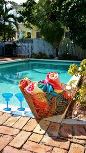 Photo for ~ BANANA DREAM ~ Historic Meadows Home w/ an Incredible, Sparkling Pool