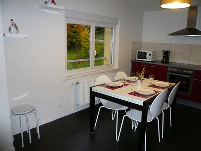 Photo for Rated 3 stars Apartment 60 m² for mountain holidays
