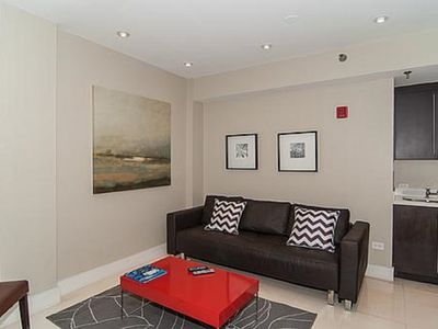 Photo for Large POOL condo in South Beach- sleeps 5- walk to beach