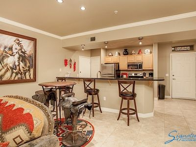 Photo for Cowboy House, updated condo at the Venu in Grayhawk!