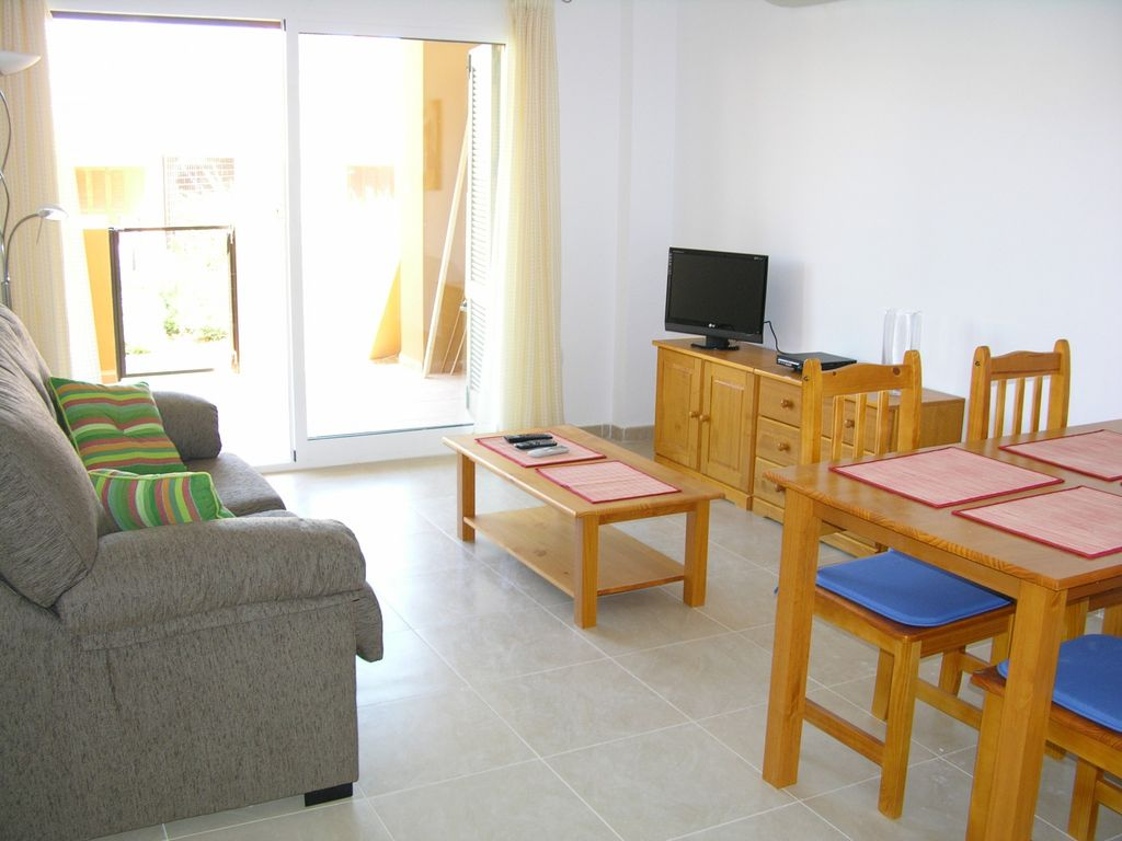 Property Image#4 Ground Floor Apartment, Patio, Direct Access To Pool,