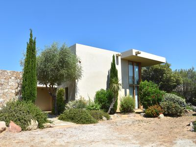 Photo for Villa 4 Three bedroom villas. with patio with a large communal  swimming pool.