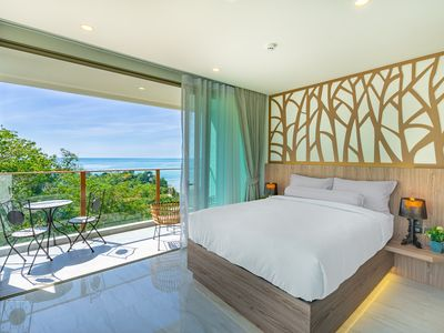 Photo for Sea view - Studio 44m2 - 7th and penultimate floor.