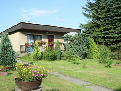 Photo for Small holiday home with large garden near the Czech border