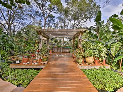 Photo for Sarasota Cottage w/Steam Room, Pergola&Water Falls
