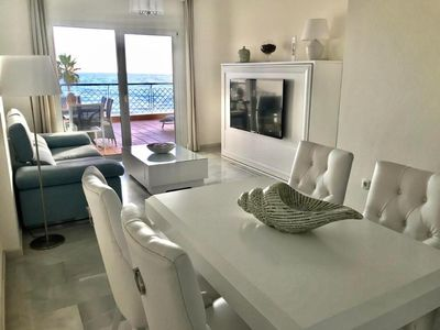 Photo for Holiday apartment Mijas Costa for 1 - 6 persons with 2 bedrooms - Holiday apartment