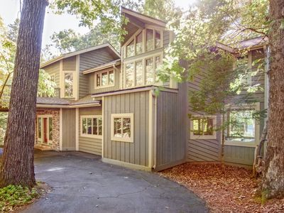 Photo for Petit Pointe 6 bedroom 4.5 bath Lake House in Big Canoe