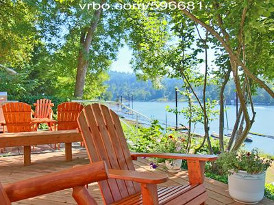 Photo for Willamette Riverfront Penthouse 3BR/2BA Suite - at the Water's Edge