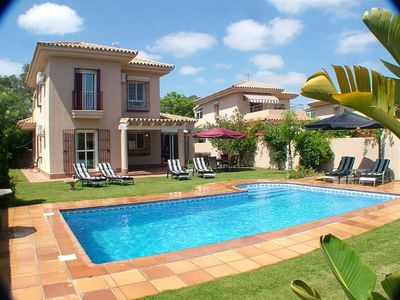 Photo for Villa with  Private Pool, Nature Lovers Delight