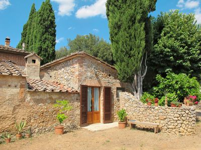 Photo for Vacation home Bellaria (SIA331) in Siena - 2 persons, 1 bedrooms