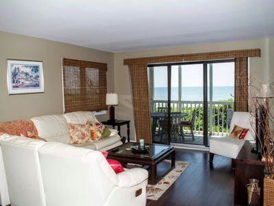 Photo for Recently Renovated Oceanfront Condo in Beacon's Reach!