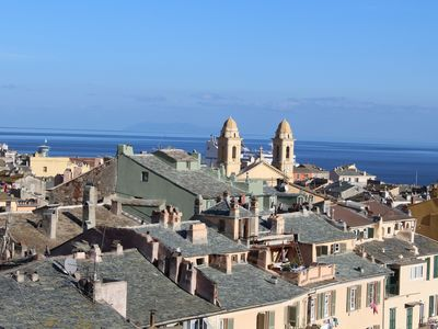Photo for Rent 1 bedroom in apartment F3 downtown Bastia