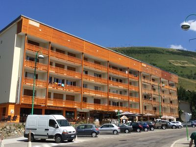 Photo for Large 3 rooms - 70m2 - ski slopes - Les 2 Alpes - 8 pers. -