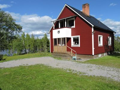 Photo for Holiday house Åsele for 5 persons with 4 bedrooms - Holiday house