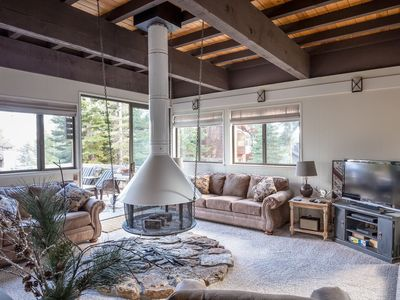 Photo for Rustic Luxe Chalet | Lake View | Breathtaking