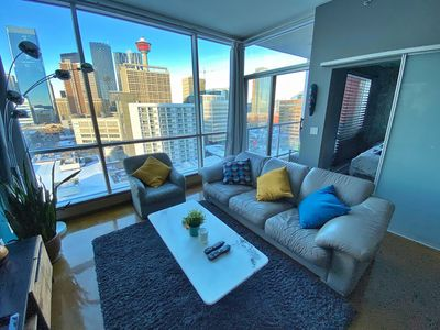 Photo for Private Modern Condo in the heart of Calgary