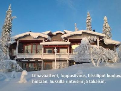 Photo for Vacation home Kiisa b  in Inari, Lappi - 11 persons, 4 bedrooms