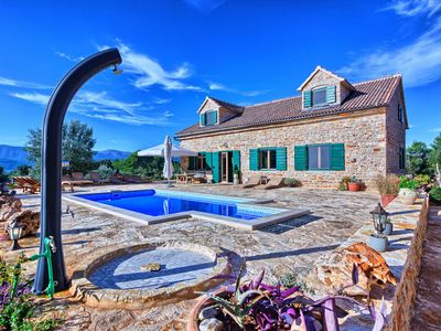 Photo for Private Villa with Pool on 8.500qm plot with absolute privacy! Five bedrooms
