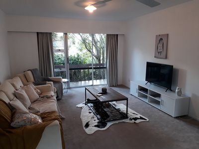 Photo for Sunny, peaceful two-bedroom unit in Glen Eden