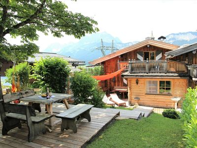 Photo for Attractive Chalet in St Johann with Sauna