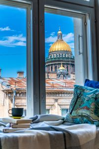 Photo for ArtModern Apartment with view to St.Isaac's Cathedral (150 m, 2BR, 2 bathrooms)