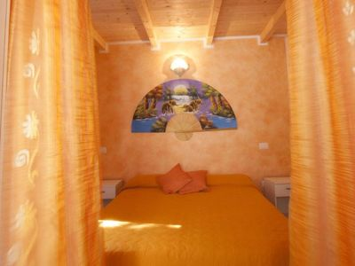 Photo for Vacation home orange beach studio in Torre San Giovanni - 3 persons, 1 bedrooms