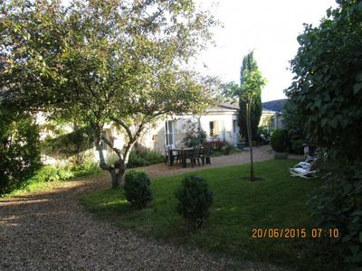 Photo for 2 bedroom accommodation in Blaison-Gohier