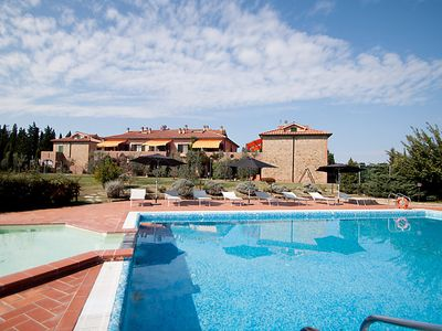 Photo for 2 bedroom Apartment, sleeps 6 in Sughera with Pool, Air Con and WiFi