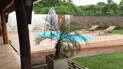 Photo for Ranch for leisure and fun great location 40 km from Uberaba