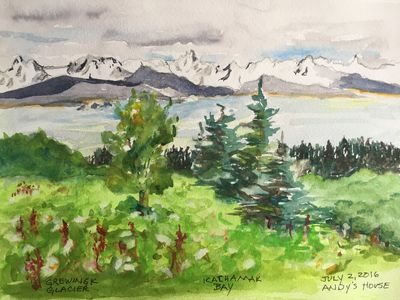Photo for Private Cottage Overlooking Kachemak Bay