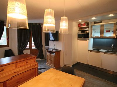 Photo for Courchevel / La Tania - Beautiful 3 rooms for 7 people, ski in ski out + Gge
