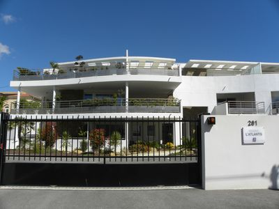 Photo for BANDOL - Apartment 3 Rooms in Recent Residence, High Standing