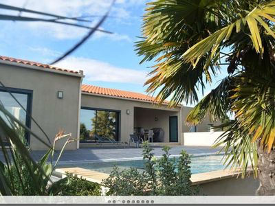 Photo for 4 BEDROOMS AND 2 BATHROOMS, TWO STEPS FROM PERPIGNAN AND 8 MIN FROM P