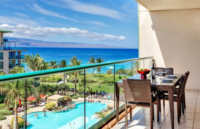 Photo for Maui Resort Rentals: Honua Kai Hokulani 549 -  5th Floor Interior 2BR w/ Full Ocean Views