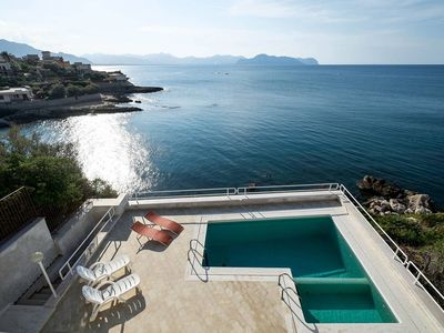 "Photo for ""Villa Mare Blu """"Begonia"""" - Villas for Rent in Bagheria, Sicilia, Italy"""