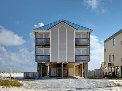 Photo for Book your fall getaway at Sundance West: 4 BR/3 BA home in Gulf Shores