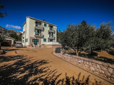 Photo for Apartment Katić in Starigrad-Paklenica - 4 persons, 1 bedrooms