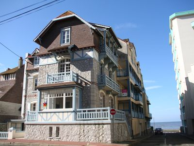 Photo for Villa Touquettoise, town center - 30 ft from the beach