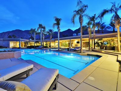 Photo for 'Delgado Estate' Massive 16 bedroom home, Huge Pool, Private and Secluded, Sleeps 32