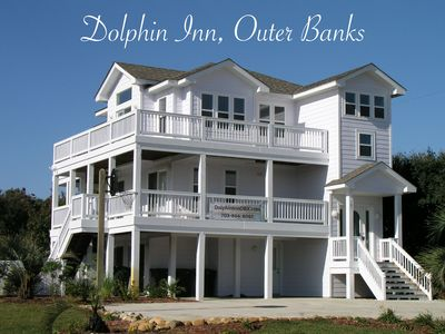 Photo for Dolphin Inn-7BR, w/ Pool, Spa, & Pirate Ship w/ Gym/Golf.  Pet & Pirate Friendly