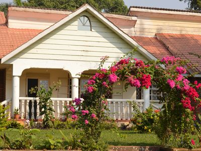 Photo for Colonial Residence Bed & Breakfast Entebbe