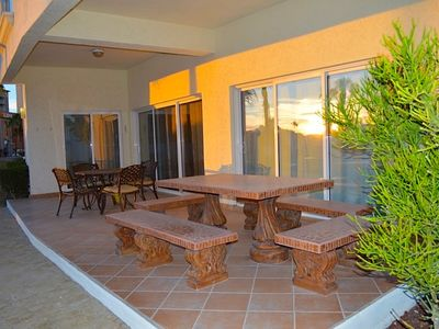 Photo for Beautiful 2 Bedroom Condo on the Sea of Cortez at Las Palmas Resort D-105