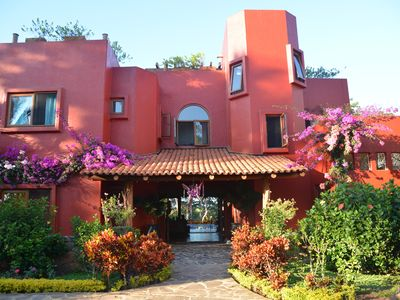 Photo for Chacala,Mexico! Casa Roja for Families! 5 Huge Bed/Ocean Views