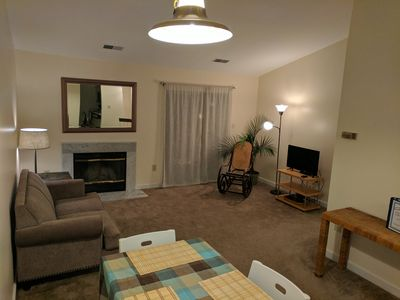 Photo for Ideal 2br Condo Blocks from Capitol Hill